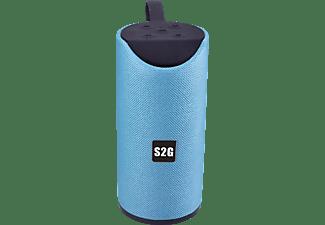 SOUND2GO Can Bluetooth Lautsprecher, Blau