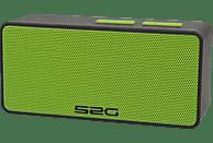 SOUND2GO Cool Bluetooth Lautsprecher, Schwarz
