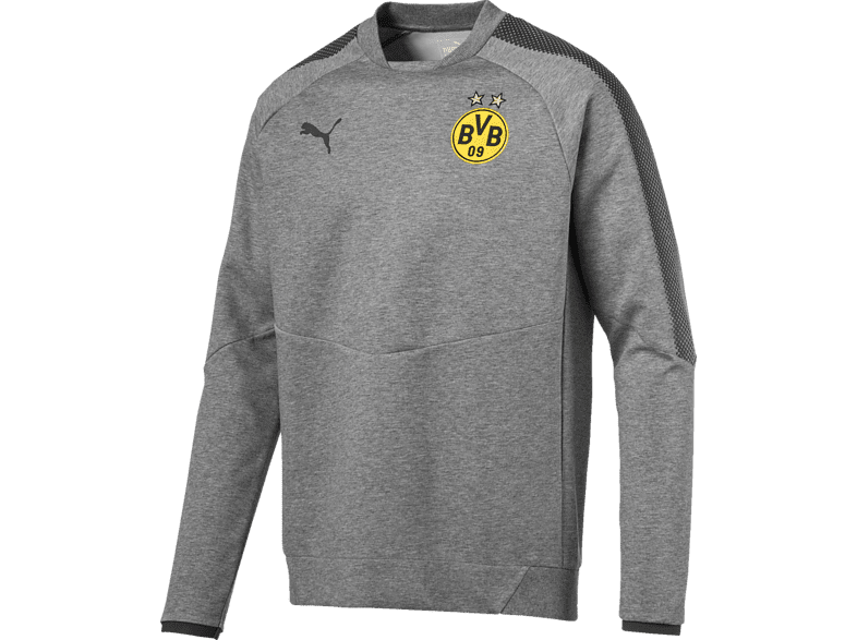 PUMA Borussia Dortmund Sweatshirt, Grau