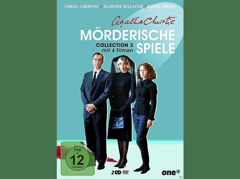 AGATHA CHRISTIE-MÖRDERISCHE SPIELE COL.3 [DVD]