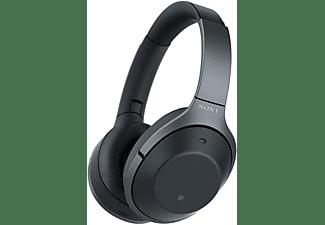 SONY WH-1000XM2, Over-ear Kopfhörer Bluetooth Schwarz