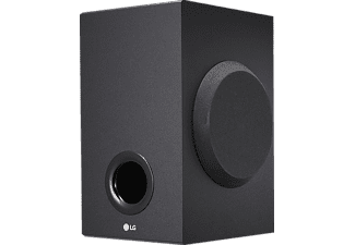 Barra de sonido - LG SJ2, Con Subwoofer, Bluetooth, 160W