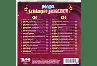 VARIOUS - Mega Schlager Jukebox [CD]