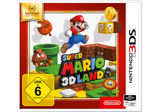 Super Mario 3D Land Selects - [Nintendo 3DS]