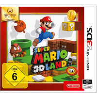 Super Mario 3D Land Selects - [Nintendo 3DS]