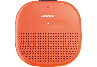 BOSE Draagbare Bluetooth speaker Soundlink Micro Oranje