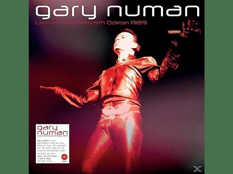 Gary Numan - Live At Hammersmith Odeon 1989 [CD + DVD Video]
