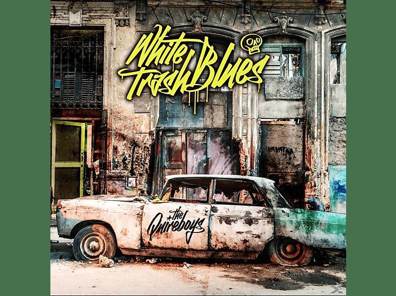 Quireboys - White Trash Blues [CD]