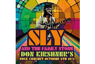 Sly & the Family Stone - Don Kirshner's Rock Concert 1973 [CD]