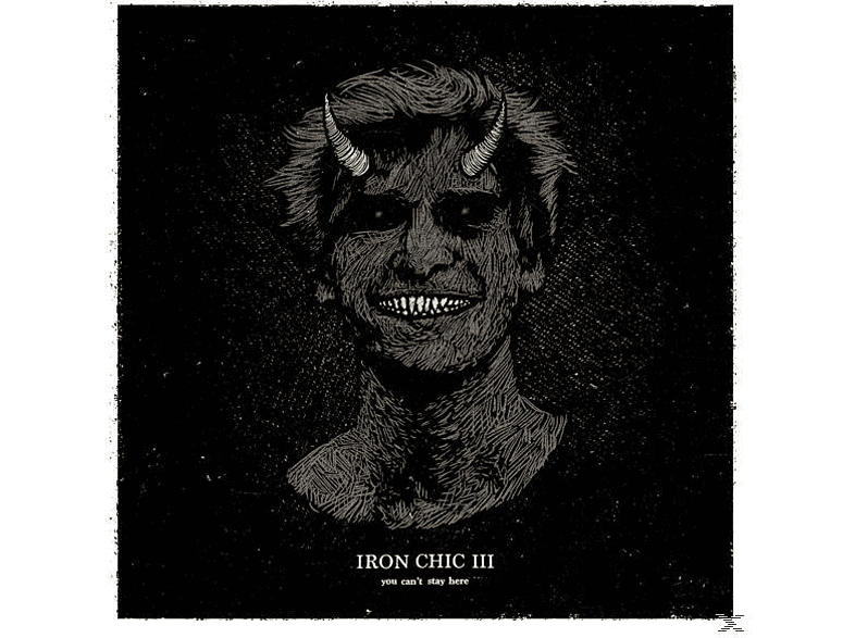 Iron Chic - III-You Can't Stay Here [CD]