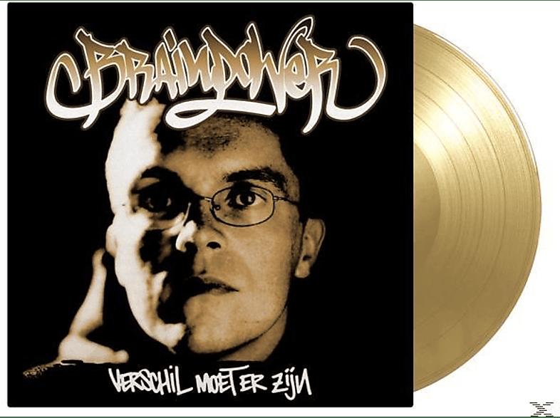 Brainpower - Verschil Moet Er Zijn (LTD Gold Vinyl) [Vinyl]
