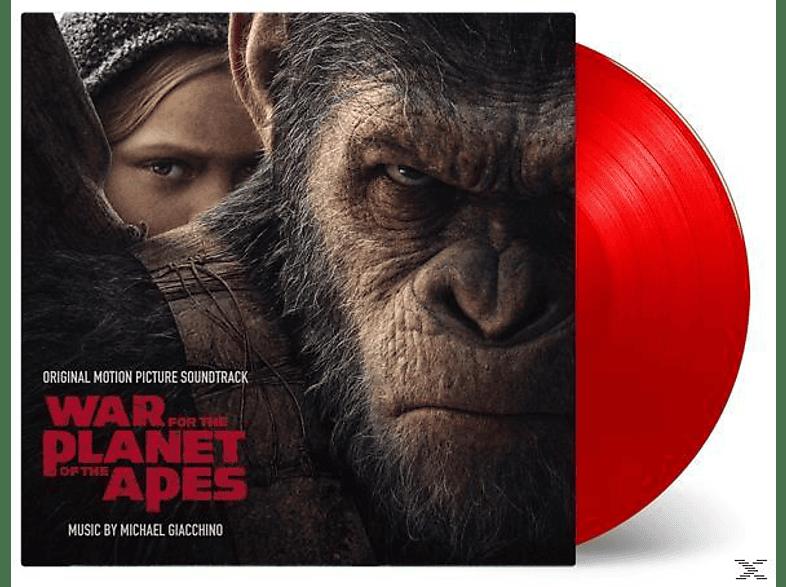 VARIOUS - War For The Planet Of The Apes (LTD Red Vinyl) [Vinyl]