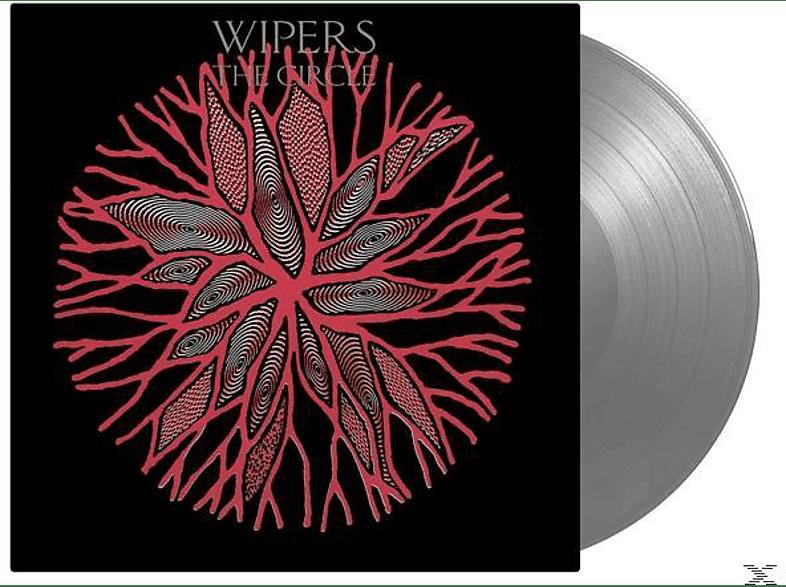 The Wipers - The Circle (LTD Silver Vinyl) [Vinyl]