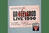 Dr. Feelgood - Live 1990-At Cheltenham Town Hall [CD + DVD Video]