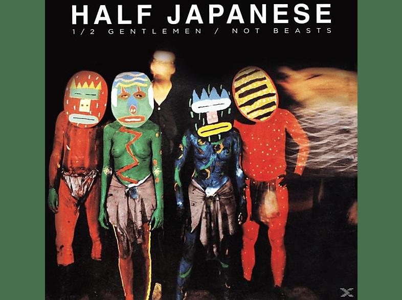 Half Japanese - Half Gentlemen/Not Beasts [LP + Download]