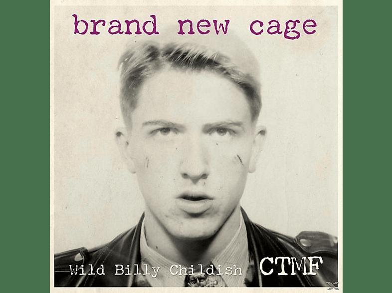 CTMF, Wild Billy Childish - Brand New Cage [CD]