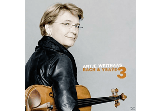 Antje Weithaas - Violine Solo  - (CD)