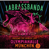 LaBrassBanda - Around the World (Live) [CD]