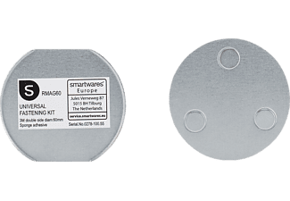 SMARTWARES RMAG 60 Universal-Magnethalterung, Silber