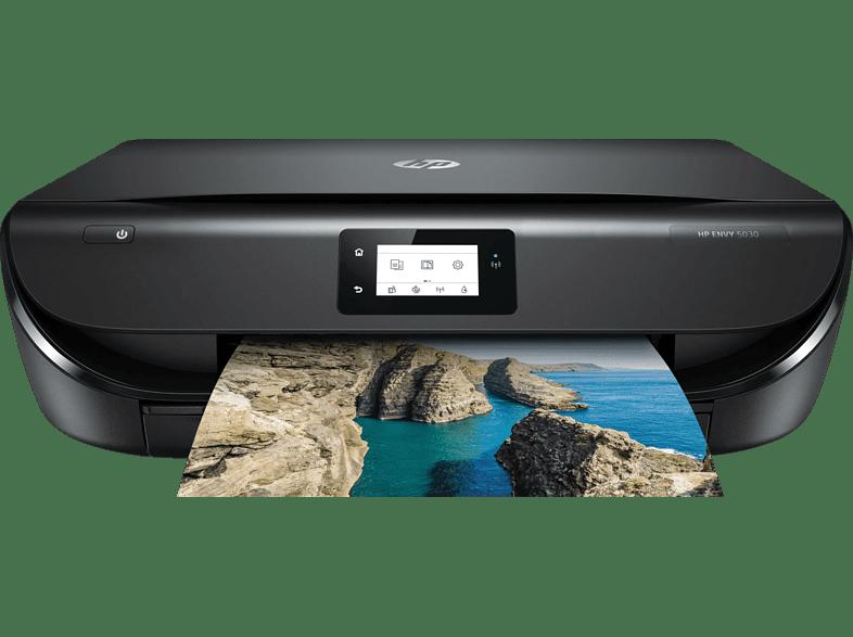 HP Envy 5030 Tintenstrahl 3-in-1 Multifunktionsdrucker