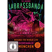 LaBrassBanda - Around the World (Live) [Blu-ray]