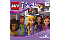 VARIOUS - LEGO Friends 15 - (CD)