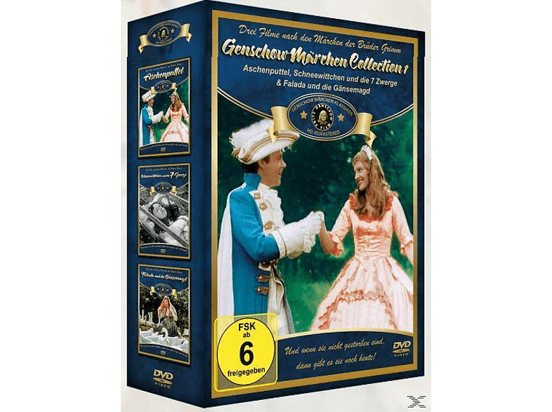Genschow Märchen Collection 1 [DVD]