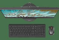LENOVO IdeaCentre AIO 520, Desktop PC mit 23.8 Zoll Display, Core™ i5 Prozessor, 8 GB RAM, 1 TB HDD, Intel® HD-Grafik 630, Schwarz