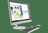 LENOVO IdeaCentre AIO 520, Desktop PC mit 27 Zoll Display, Core™ i5 Prozessor, 8 GB RAM, 1 TB HDD, HD Grafik 630, Silber