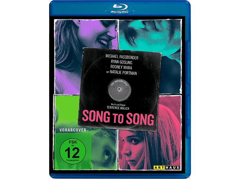 Song to Song [Blu-ray]