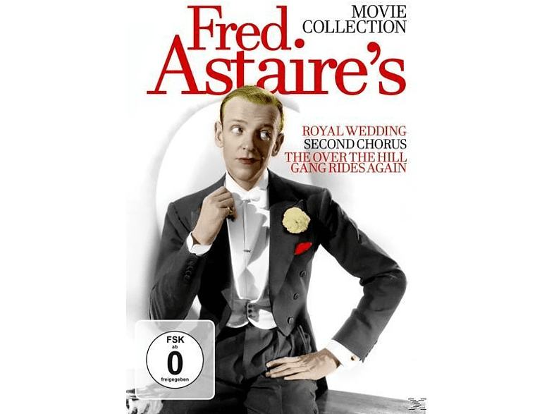 FRED ASTAIRE S MOVIE COLLECTION [DVD]