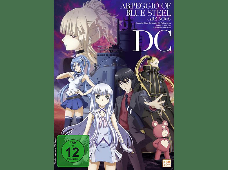 Arpeggio of Blue Steel: Ars Nova [DVD]