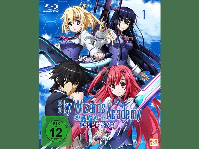 Sky Wizards Academy - Vol 1 [Blu-ray]