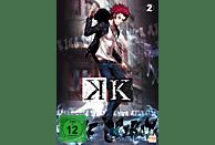 K - Vol 2 (Episoden 06-09) [DVD]