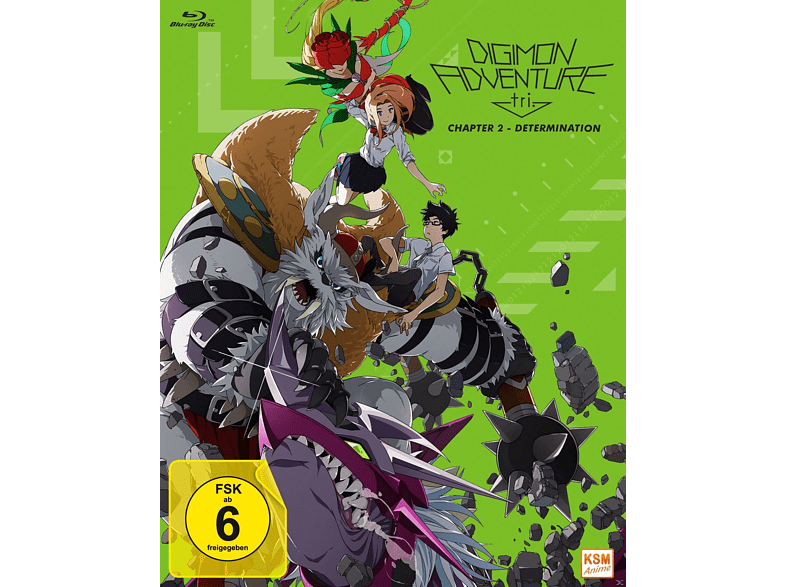 Digimon Adventure tri. Chapter 2 – Determination [Blu-ray]