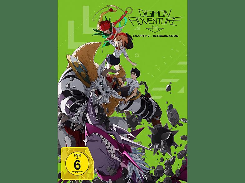 Digimon Adventure tri. Chapter 2 – Determination [DVD]