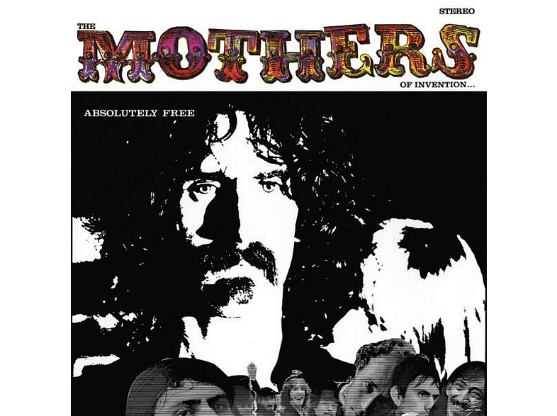 The Mothers Of Invention - Absolutely Free (2LP) [Vinyl]