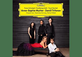 VARIOUS - Forellenquintett-Trout Quintet  - (CD)