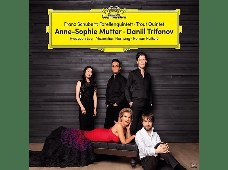 VARIOUS - Forellenquintett-Trout Quintet [CD]