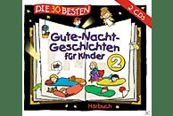 Jodie Ahlborn, Peter Kaempfe - Die 30 Besten Gute-Nacht-Geschichten Für Kinder 2 - (CD)