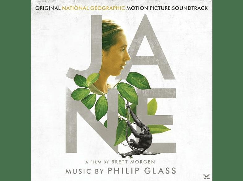 Philip Glass - Jane (Original Motion Picture Soundtrack) [CD]