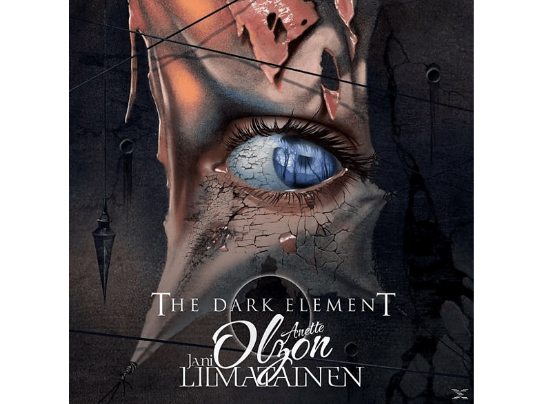 The Dark Element, Anette Olzon - The Dark Element (Ltd.Gatefold/Black Vinyl) [Vinyl]