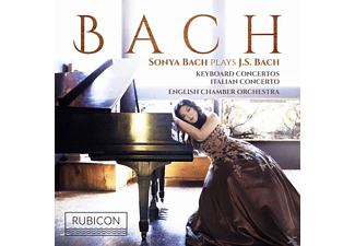 English Chamber Orchestra, Bach Sonya - Klavierkonzerte  - (CD)