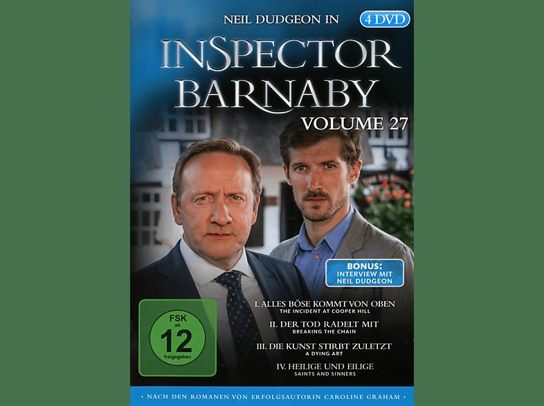 Inspector Barnaby Vol. 27 [DVD]