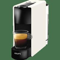 KRUPS XN1101 Nespresso Essenza Mini Kapselmaschine, Weiß