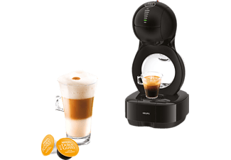 KRUPS KP1308 Nescafé® Dolce Gusto® Lumio Kapselmaschine Schwarz