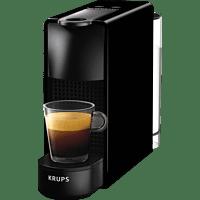KRUPS XN1108 Nespresso Essenza Mini Kapselmaschine Schwarz