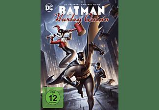 DCU: Batman und Harley Quinn DVD
