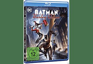 DCU: Batman und Harley Quinn Blu-ray