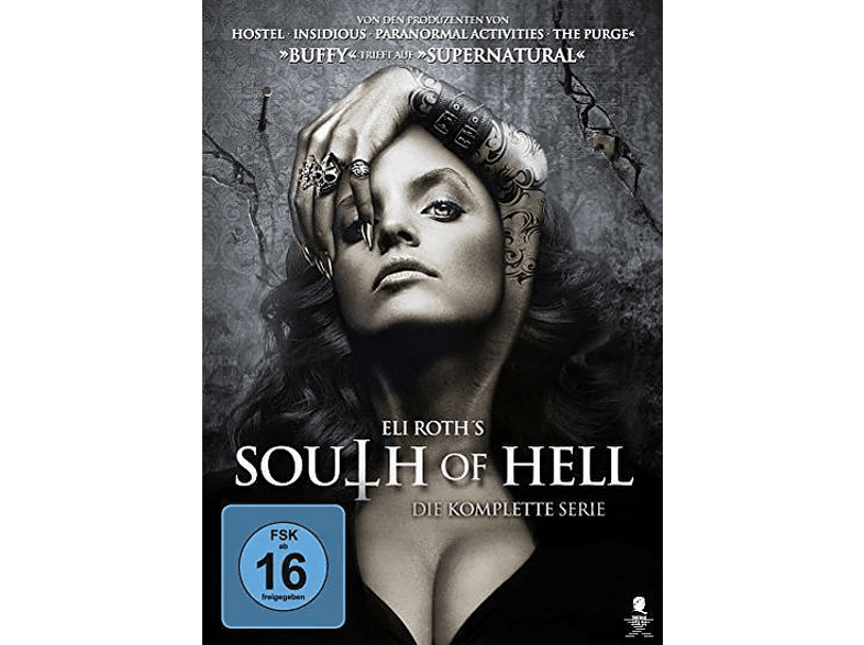 Eli Roth's South of Hell [DVD]